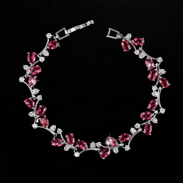 Dazzling Sterling Bracelets 1