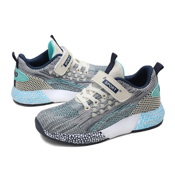 2019 Spring/Autumn Children Shoes Boys Sports shoes Fashion Brand Casual Kids Sneaker Outdoor Training Breathable Boy Shoes cctwins kids 2018 spring mesh breathable fashion sneaker children boy brand sport shoe baby girl brand casual trainer f2223