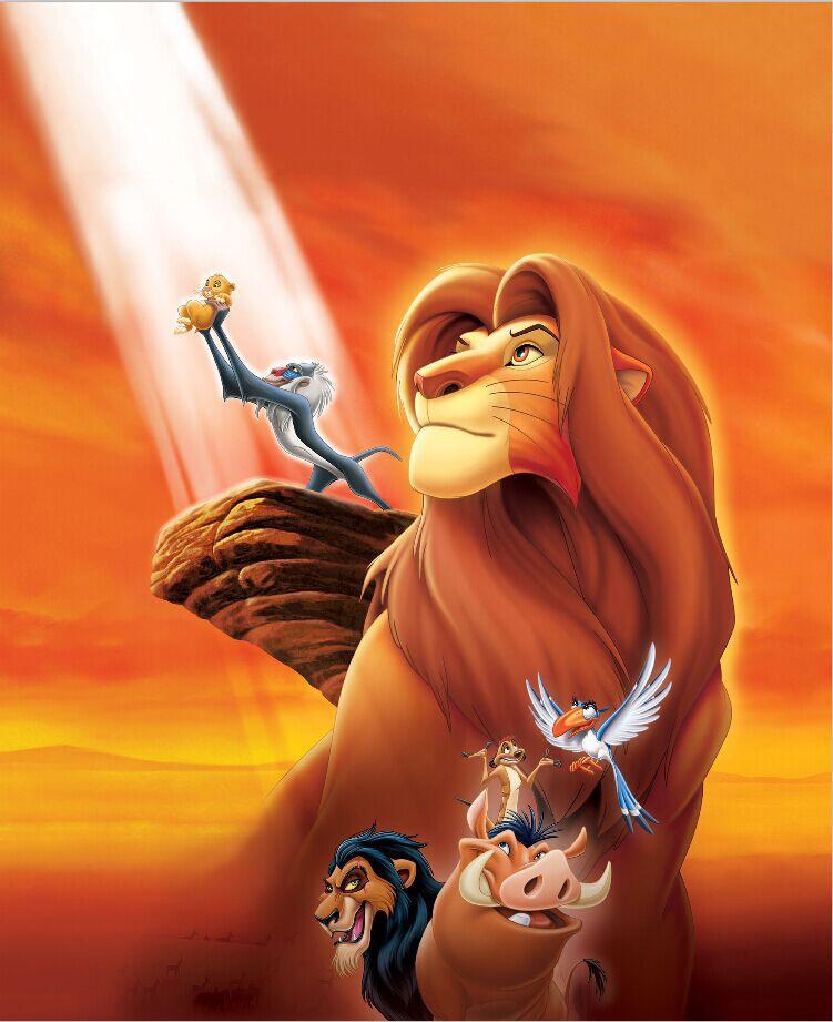 happy birthday Lion King Simba Rafiki Timon Rock baby child Photo Background Photography Backdrops Quality Vinyl