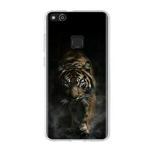 "Image 5 - מקרה עבור Huawei P10 לייט מקרה כיסוי 3D דפוס סיליקון עבור huawei P10 לייט מקרה רך TPU כיסוי עבור huawei p10lite 5.2 ""טלפון תיק"