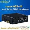 Minisys 4 Lan Pfsense Minipc Intel Atom E3845 Quad Core Mini Itx Motherboard Linux Firewall Computer