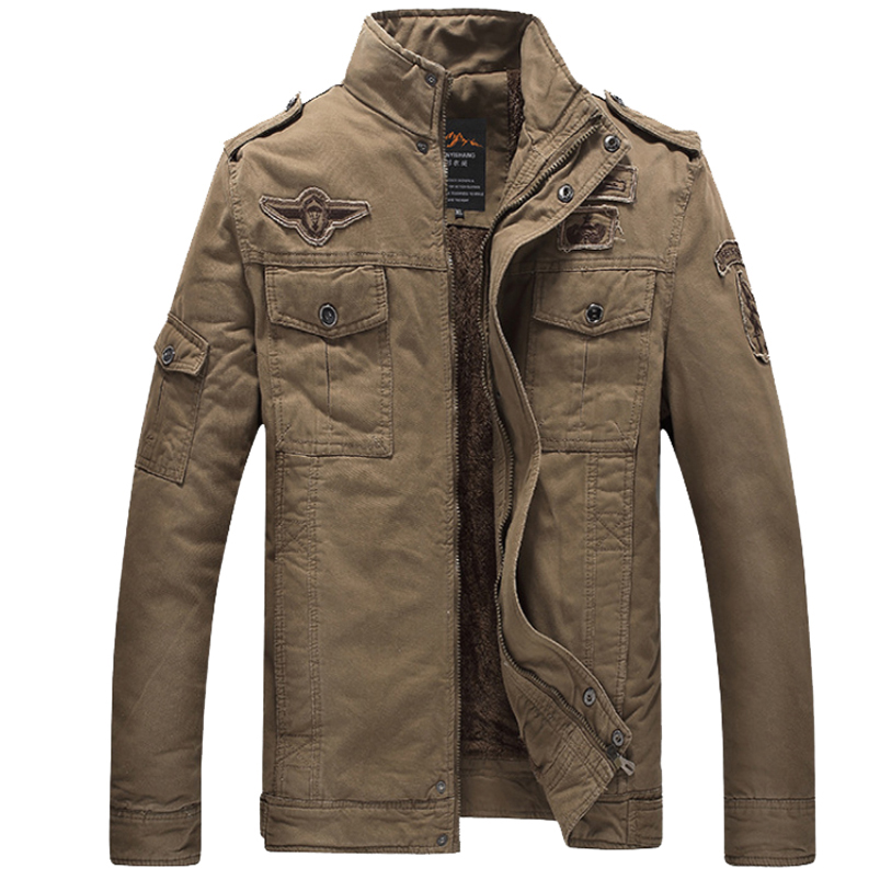 Thick Winter Jackets For Men | Outdoor Jacket