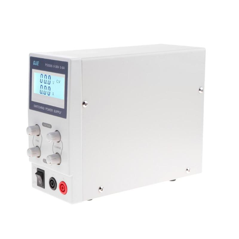 PS3005 Adjustable Switch DC Power Supply 30V 5A DC Powe LED display with protection laboratory power supply lite a09 class a shunt regulator powe supply board 7v 70v adjustable