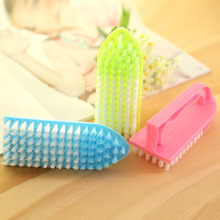 2pcs Clean Plastic Colour Washing Brush for Daily Use