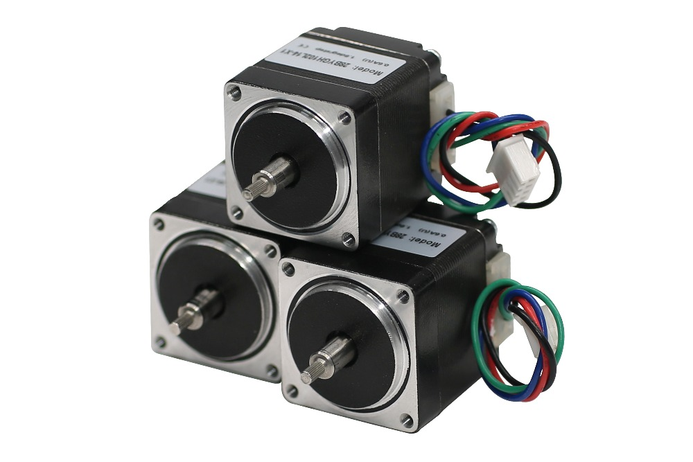 (EU&USA Ship)3 PCS 28BYGH102L14-X1 Nema 11 Stepper Motor Bipolar 32mm Body & 6.0N.cm Torque & 4 Lead & 0.67A with 1.8 Step angle(EU&USA Ship)3 PCS 28BYGH102L14-X1 Nema 11 Stepper Motor Bipolar 32mm Body & 6.0N.cm Torque & 4 Lead & 0.67A with 1.8 Step angle