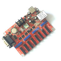 LongGreat TF C6NUR(TF C5NUR) LED Display Control Card With RJ45 & USB Driver & RS232 Ports