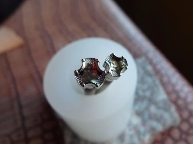 Bricolage johnsimilicuir artisanat Senior acier métal Construction cuir artisanat outils timbre armure Texture E684