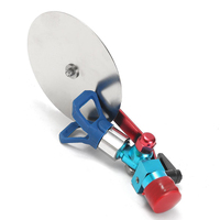 7 8 Airless Spray Gun Guide Tool With Cover Sprayer Tip Nozzle For Spray Gun Paint