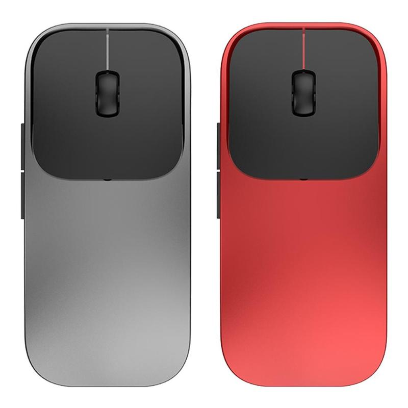 ALLOYSEED AI Artificial 2.4G Intelligence Voice Translation Wireless Mouse 28 Languages Dual Engine Search for Win and MAC image