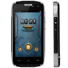 DOOGEE TITANS2 DG700 4.5 дюймов QHD Android OS 5.0 Смартфон MTK6582 Quad Core 1.3 ГГц 8 ГБ + 1 ГБ OTG GSM & WCDMA 4000 мАч черный