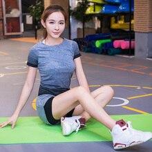 High Quality Women Sport Sets 3 in 1 Zipper Bra/Quick-drying T-shirts/Elastic Legging for Running Fitness Yoga