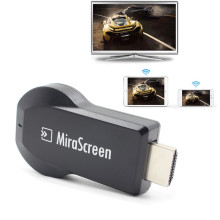 Miracast Display Dongle MiraScreen WiFi Display Receiver Pow