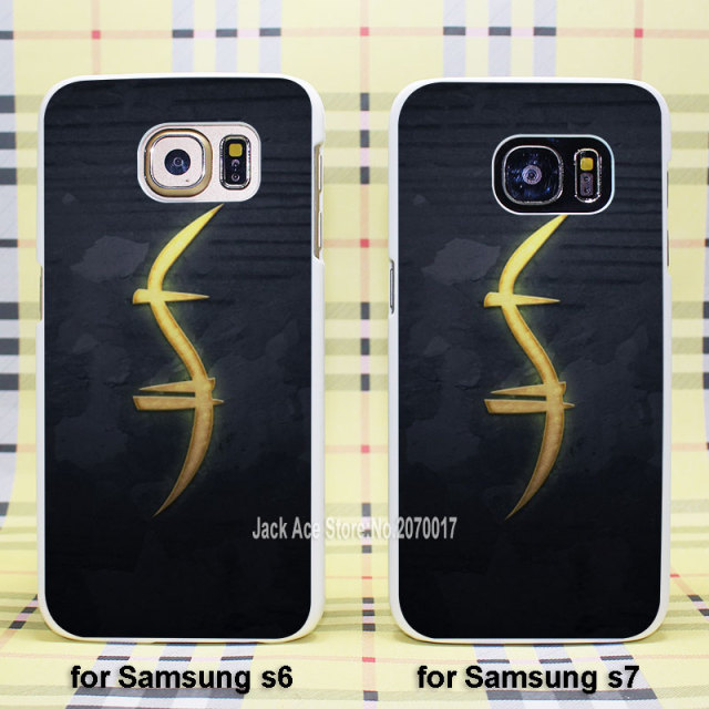 Heroes Godsend Symbol 1 Case Cover For Samsung Galaxy S3 S4 S5 S6