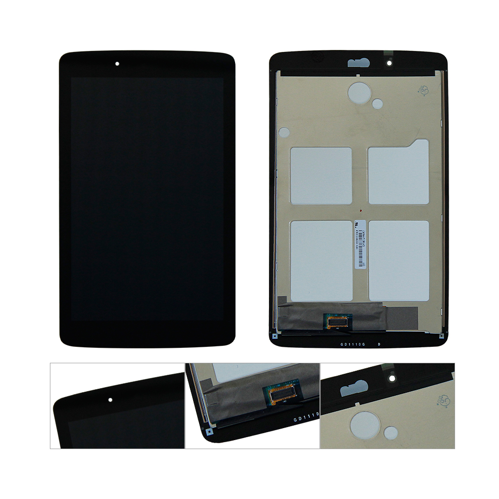 For LG G PAD 7.0 V400 V410 Full Touch Screen Digitizer Sensor Glass LCD Display Panel Monitor Assembly for asus memo pad 7 me70c full lcd display screen panel monitor touch screen digitizer glass sensor assembly free shipping