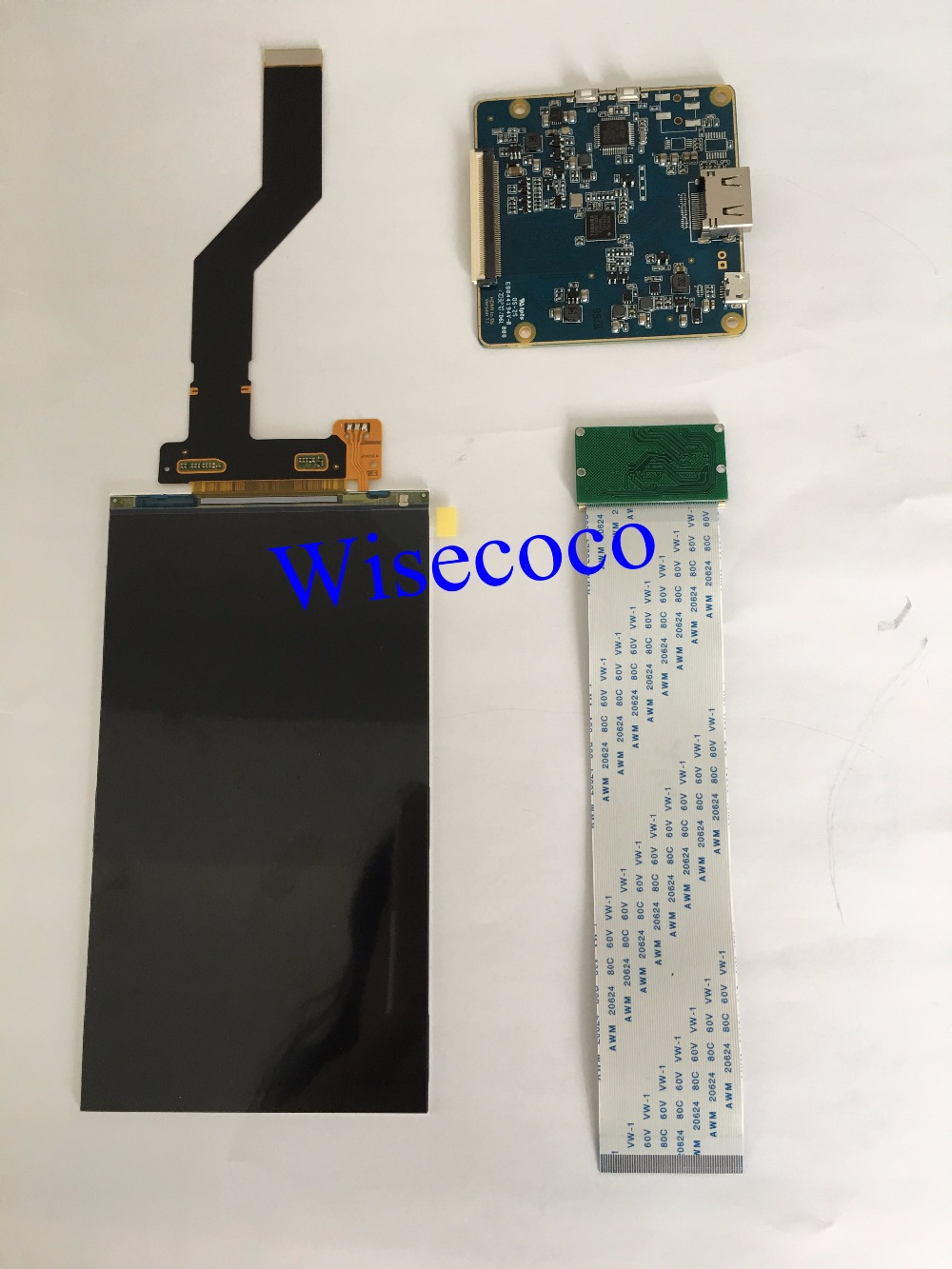 1440p 6 inch WQHD display hdmi lcd control board WITH 60 Hz Standard  refresh rate for diy vr glasses
