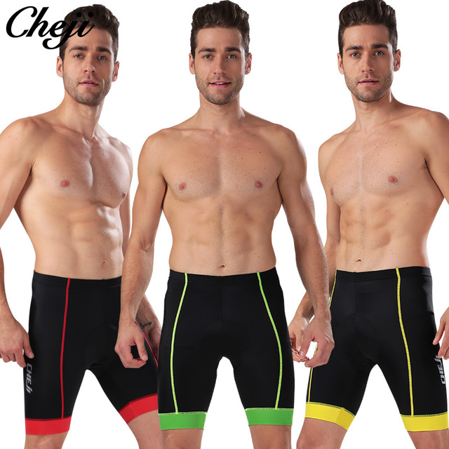 c6290012a5ca2 Retro Cycling Shorts Men Compression MTB Bike Shorts Race Fit Short Cycling  Tights Pantalones Cortos Ciclismo Bicycle Shorts