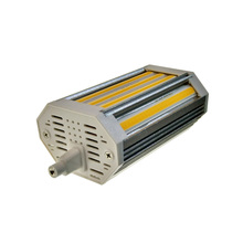 COB R7S 30 Вт с регулируемой яркостью J118 118 мм лампа без вентилятора без шума заменить 300 Вт галогенная лампа AC110V 220 В