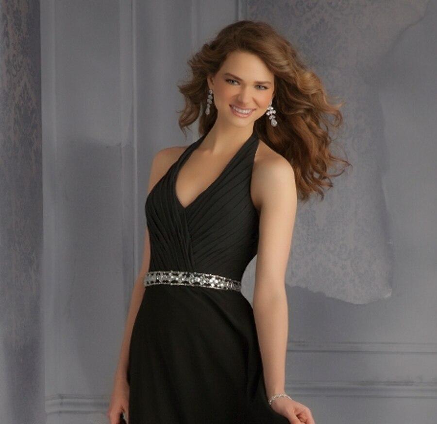 Vestidos negros para dama
