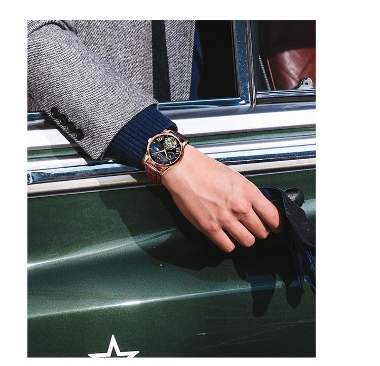 HTB17ntBd8WD3KVjSZFsq6AqkpXaY AILANG Quality Tourbillon Men's Watch Men Moon Phase Automatic Swiss Diesel Watches Mechanical Transparent Steampunk Clock