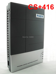 Analog pabx CS+416 with 4 Phone lines and 16Ext. PBX company