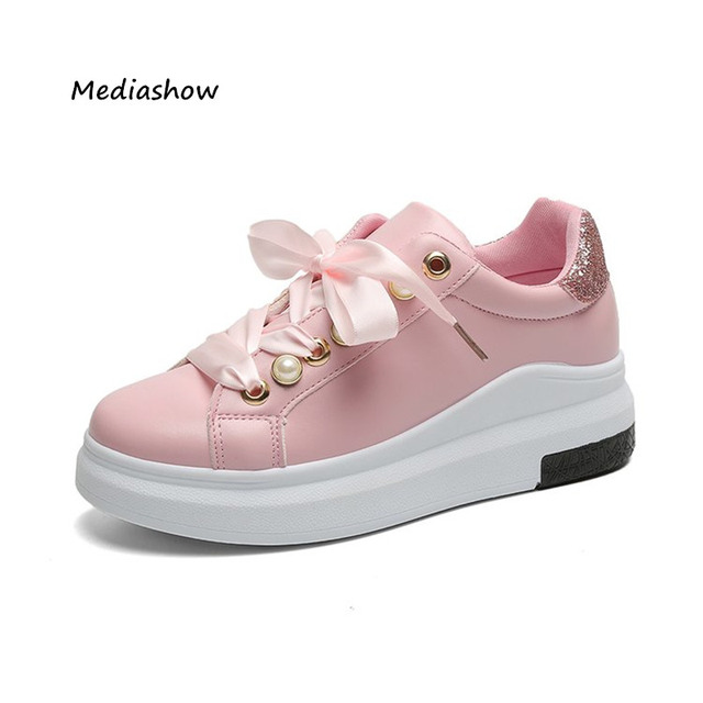 Zapatos rosas casual para mujer NIp4RLy