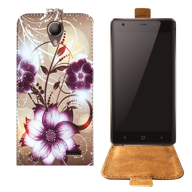 quality design 7dd5f ed3ad US $4.99 |Top Selling Cartoon Painting Factory Price PU Leather Flip Case  For Micromax Canvas 5 Lite Q462 Case Back Cover 5.0