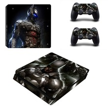 Batman PS4 Slim Skin Sticker