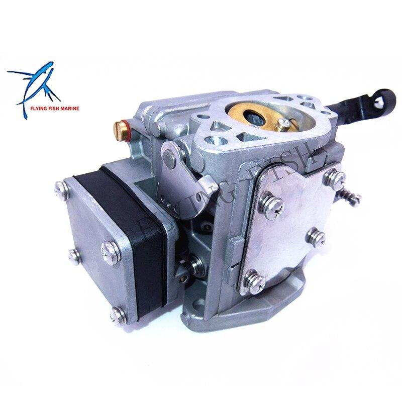 Boat Carburetor for Hangkai 2 Stroke 9 9HP 15HP 18HP Outboard Motor