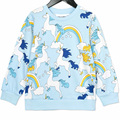 Clothing Set Pattern Unicorn Cloth + Pants Kids Hoodies Toddler Boy Girl  Vetement Enfant Fille Kleding Cicishop