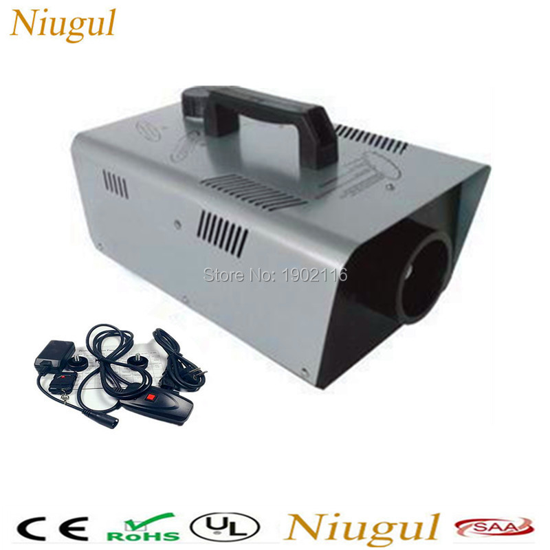 Niugul Good effect 900W Fog Machine /High quality 900w Smoke Machine DJ Equipments with Free&Fast shipping обогреватель triangle 900w
