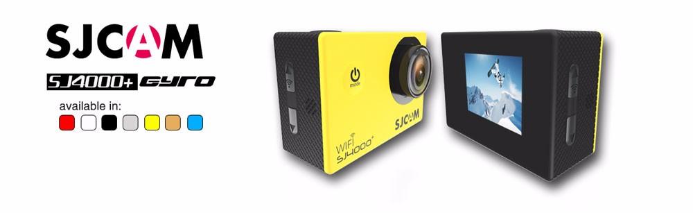 original sjcam sj4000+ plus wifi 2k action camera 2