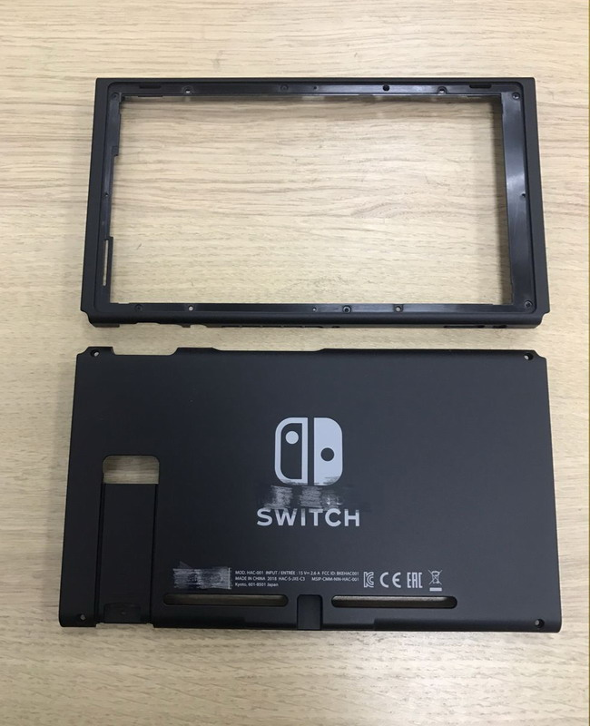 Replacement Upper & bottom faceplate for Nintend Switch NS Game Console case shell hou,1pc free shipping