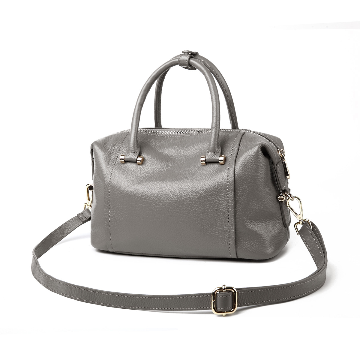 ФОТО Guaranteed 100% Genuine Cow Leather Women's messenger bags tote handbags women famous brands high quality shoulder bag 5 colors