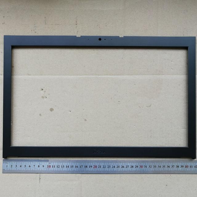"""Nouveau cadre décran de couverture de lunette avant lcd pour ordinateur portable pour DELL Precision M6800 6JTWK 17"""""""