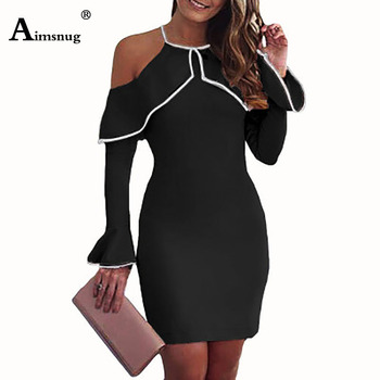 Mini vestido de talla grande 3XL Boho para mujer rosa Spaghetti Strp Club sensual sin espalda de fiesta de verano splice Ruffle Back sólido corto vestidos