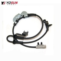 ABS Sensor 4683471AC for Chrysler Grand Voyager Dodge Town & Country Caravan Front Left Wheel Speed Sensor