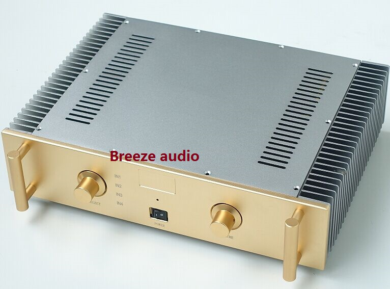 Breeze audio original  A2 amplifier with wonderful clear  pour sound