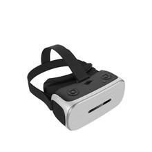 3D VR Video Glasses Quality Stable Virtual Reality 3D VR BOX 2+16GB Full HD Helmet