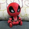 20 CM Película Deadpool Marvel Spiderman Juguete Peluche Figura Muñecas Brinquedo Juguetes para Niños de Regalos Envío Gratis