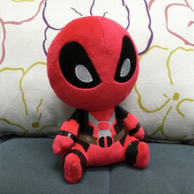 20CM Marvel Movie Deadpool Spiderman font b Plush b font Doll font b Toy b font