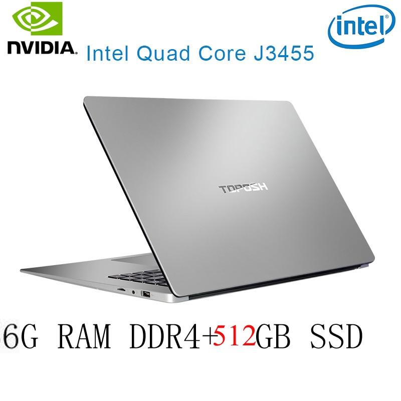 זמינה עבור לבחור P2-31 6G RAM 512G SSD Intel Celeron J3455 NVIDIA GeForce 940M מקלדת מחשב נייד גיימינג ו OS שפה זמינה עבור לבחור (1)