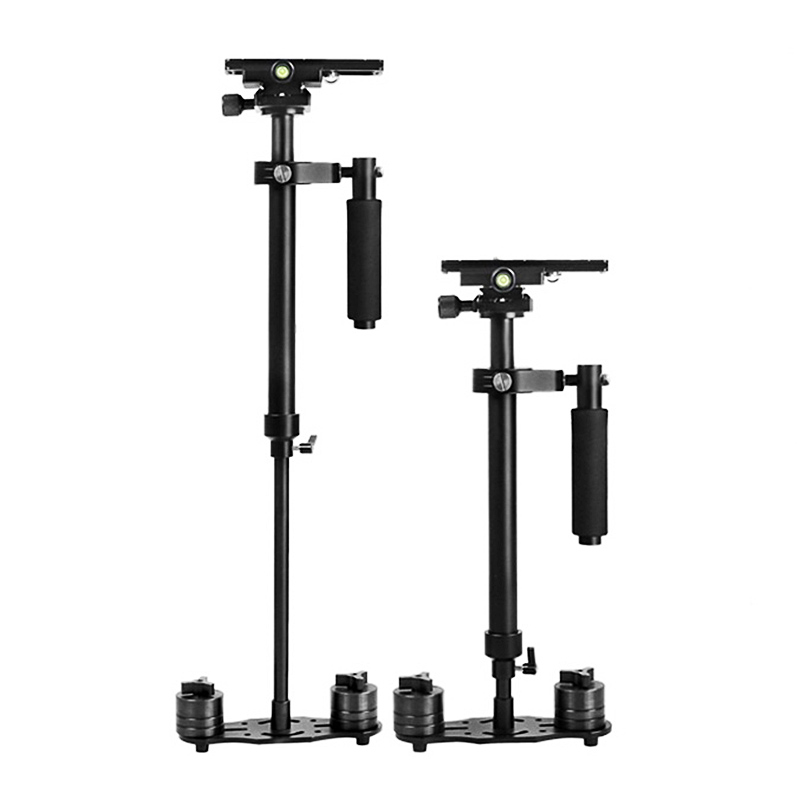 Professional S60 66Cm Handheld Camera Stabilizer For Camcorder Digital Camera Canon Nikon Sony DSLR Mini Steadycam T150.3 professional s60 66cm handheld camera stabilizer for camcorder digital camera canon nikon sony dslr mini steadycam t150 3