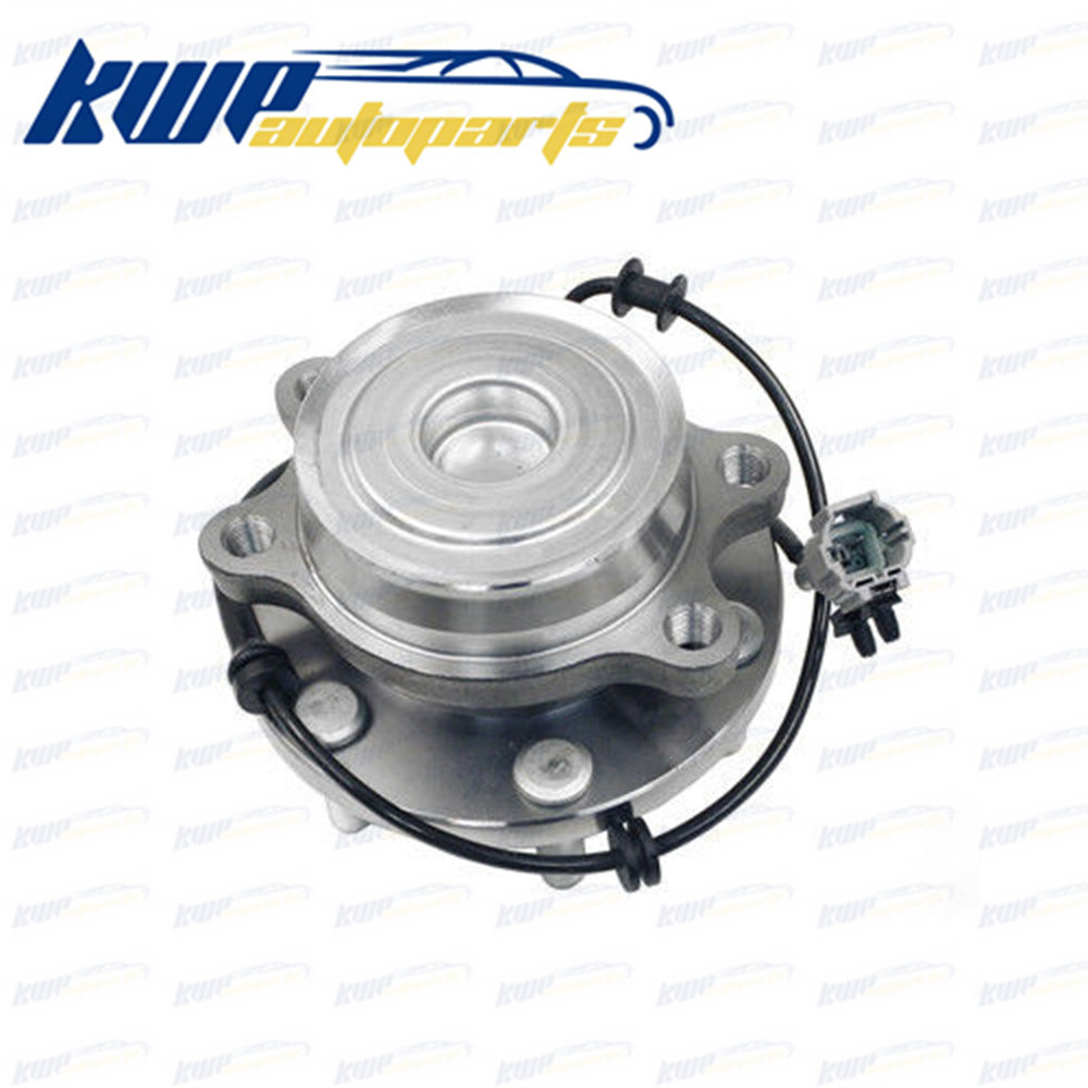 Wheel Bearing & Hub Assembly Front for NISSAN FRONTIER PATHFINDER XTERRA #515064 centric 406 45000 wheel bearing and hub assembly