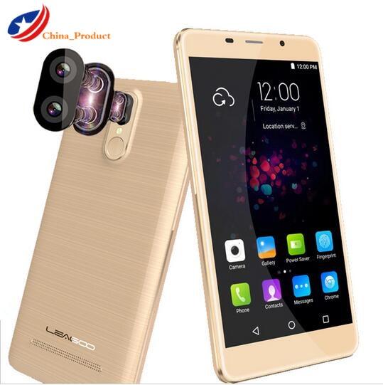 Original LEAGOO M8 Pro Android 6 0 Cell phone 5 7 Inch IPS MT6737 Quad Core