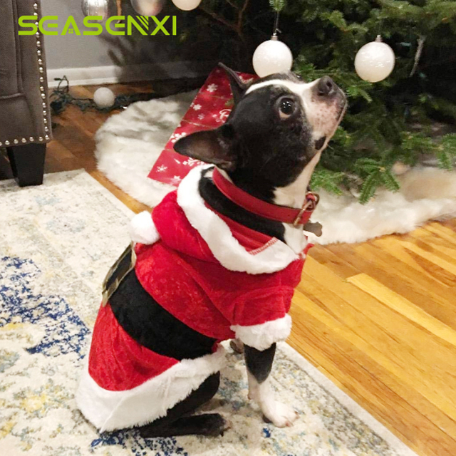 Christmas Clothes For Dogs For Small Dogs Puppy Pet Clothes For Pug Dog  Puppies Christmas Party - Christmas Clothes For Dogs For Small Dogs Puppy Pet Clothes For Pug