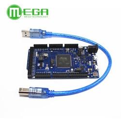 Плата управления R3 AT91SAM3X8E SAM3X8E, 32-битная ARM Плата управления, модуль для Arduino, работает хорошо
