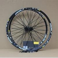 MEROCA MTB Mountain Bike Bicycle Sealed Bearing 26inch Wheel Six Hole Central Lock Wheelset Rim 27.5 29
