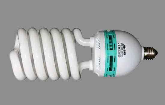 Adearstudio free shipping photography lamp Jinbei bulb e27 105w photography light bulb 5500k CD50 1pc 150w 220v 5500k e27 photo studio bulb video light photography daylight lamp for digital camera photography
