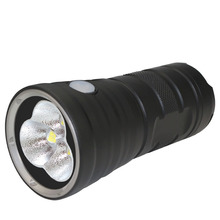 Tactical MM25MB Cree XHP70 Waterproof Black Color Hunting Flashlight For Outdoor Hunting Paintball Accessory CL15-0109
