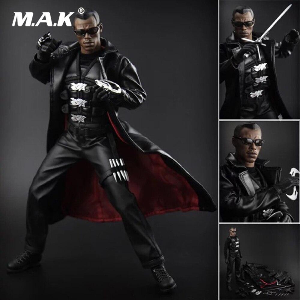 Da collezione Set Completo Solider Figura 1/6 Lama Warrior Vampire Hunter Hero Maschio Action Figure Set Completo per Regalo di Ventole Holidagy